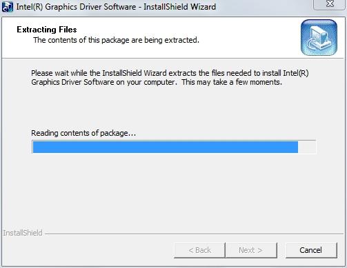 intel hd graphics 4000 drivers update