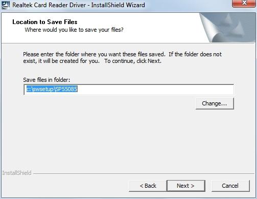 HP Realtek Card Reader Treiber