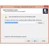 Выбор каталога для временных файлов