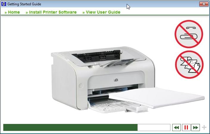 Драйвер на принтер hp 1005 скачать бесплатно