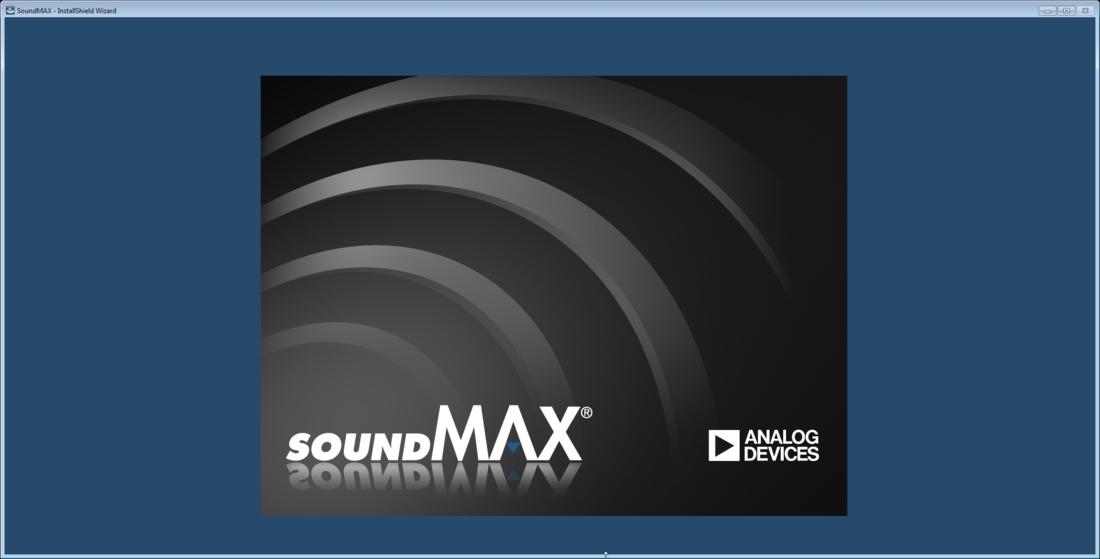 Драйвера для звуковой карты soundmax скачать
